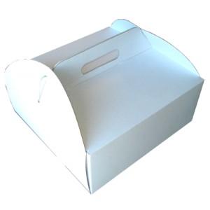 Karton do tortu biały (A011)
