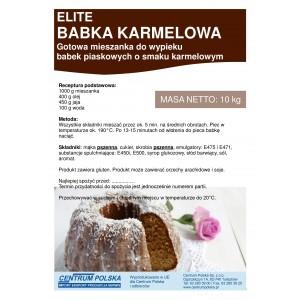 BABKA KARMELOWA 10 kg