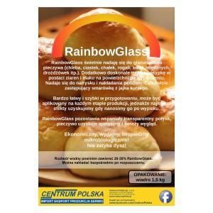 Rainbow Glass 1.5kg - glazura do pieczywa