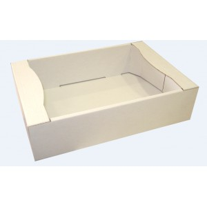 Karton do ciastek (A039) 28x19x7 cm