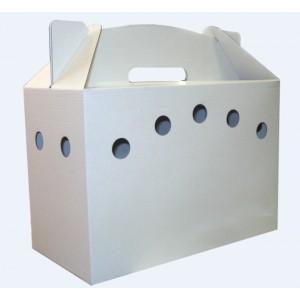 Karton 32x16x22 [cm]  zwierzęta - gołębie