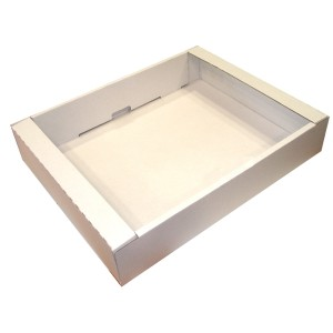 Karton do ciastek (37x28x7 cm)